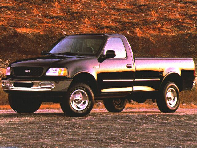1999 Ford F-150 Exterior Photo