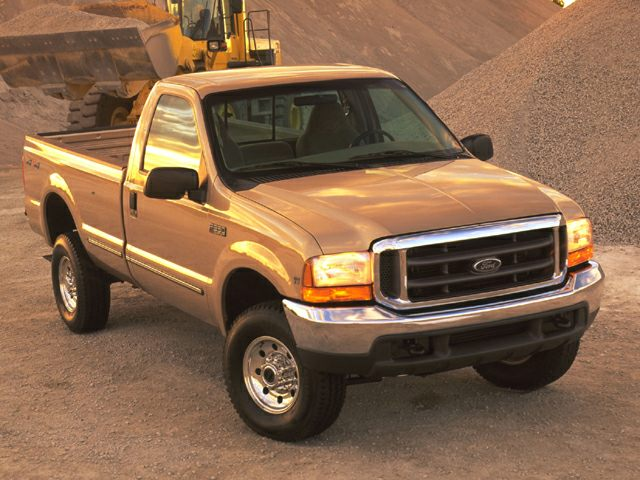 1999 Ford F-350 Exterior Photo