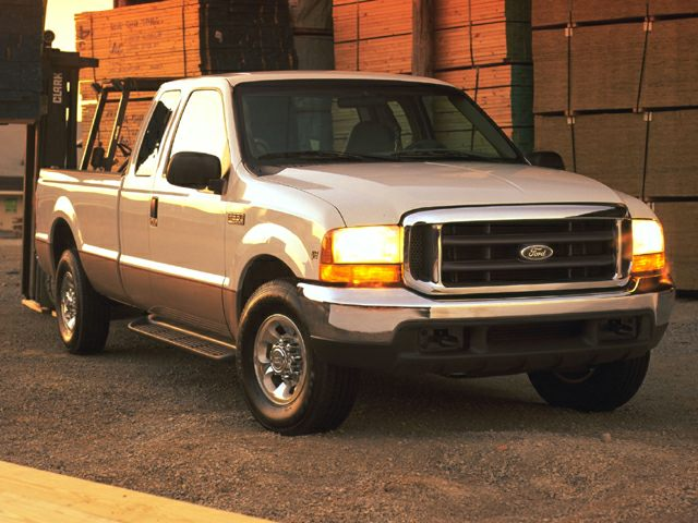 1999 F-350