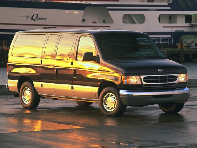 1999 E-150