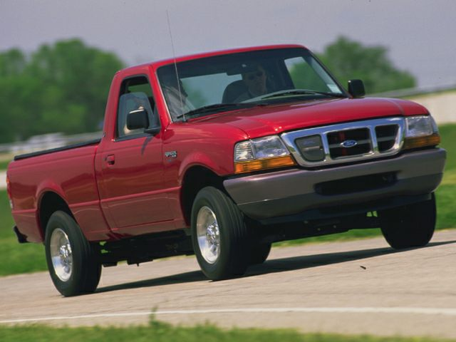 1999 Ford Ranger Exterior Photo