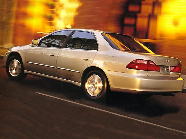 1999 Honda Accord Exterior Photo