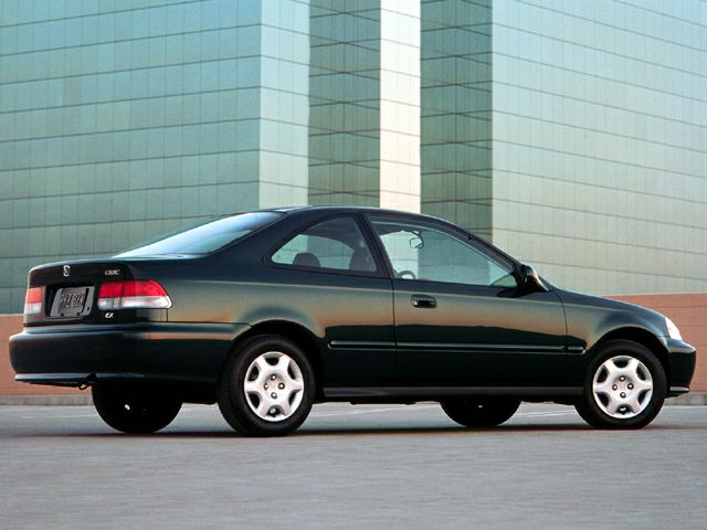 1999 Honda Civic Exterior Photo