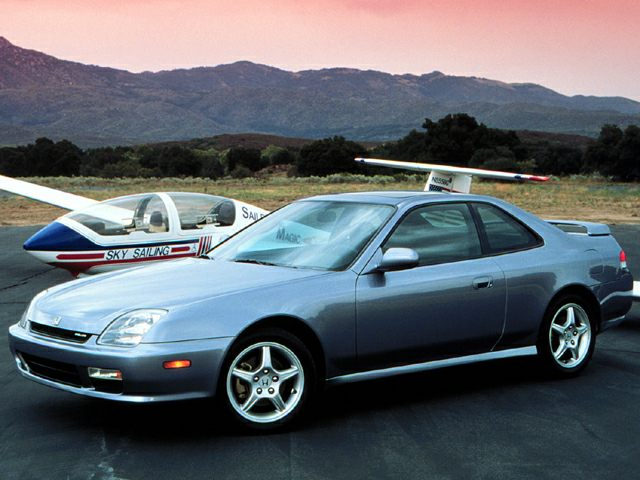 1999 Honda Prelude Exterior Photo