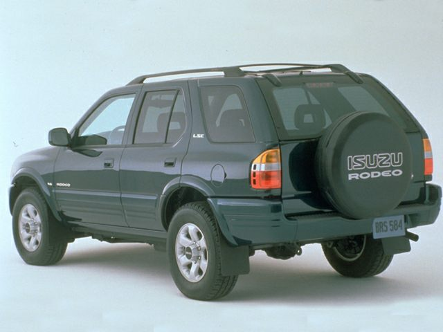 1999 Isuzu Rodeo Exterior Photo