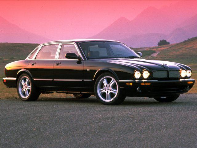 1999 Jaguar XJR Exterior Photo