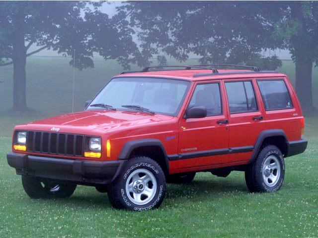 1999 Jeep Cherokee Sport 4dr 4x4 Information