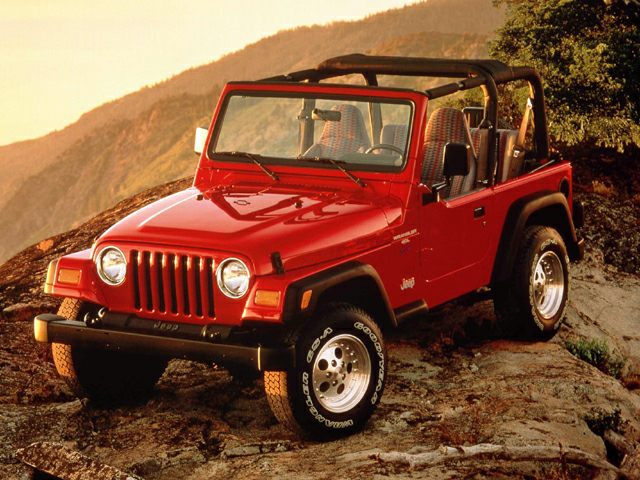 1999 Jeep Wrangler Exterior Photo