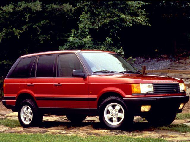 1999 Land Rover Range Rover Information