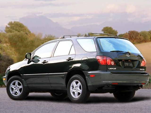 1999 lexus rx 300 information. Black Bedroom Furniture Sets. Home Design Ideas