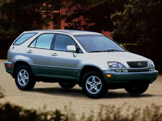 1999 RX 300