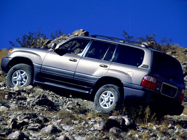 1999 Lexus LX 470 Exterior Photo