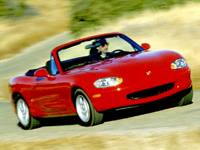 1999 Mazda MX-5 Miata Exterior Photo