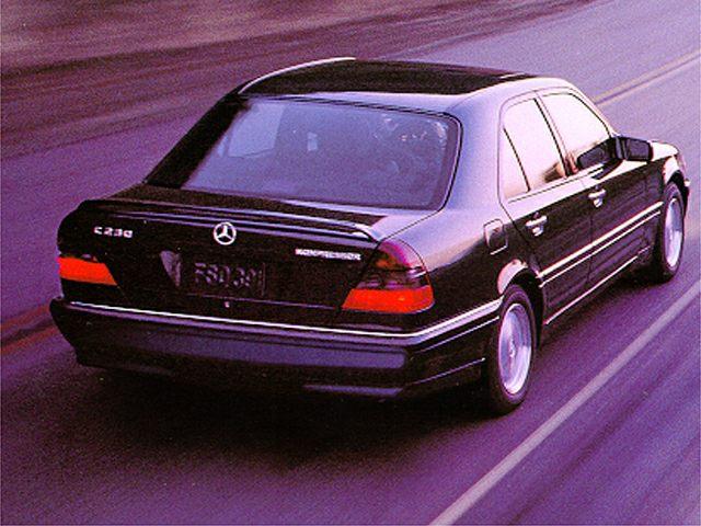1999 Mercedes-Benz C-Class Exterior Photo
