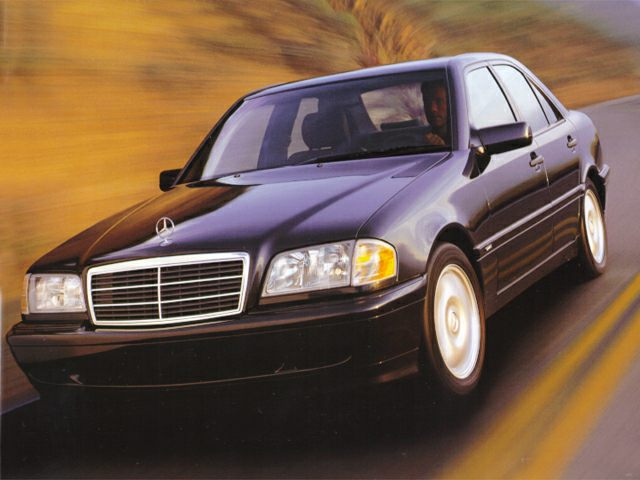 1999 mercedes benz c class information. Black Bedroom Furniture Sets. Home Design Ideas