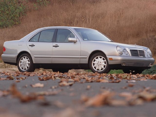 1999 Mercedes-Benz E-Class Exterior Photo