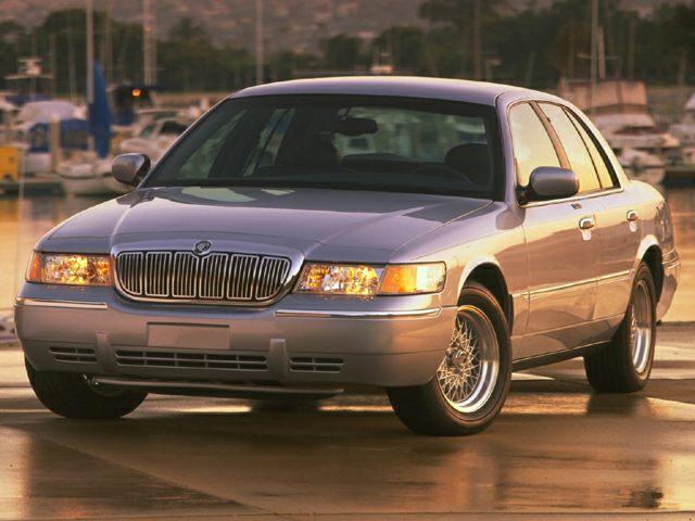 1999 Mercury Grand Marquis Exterior Photo