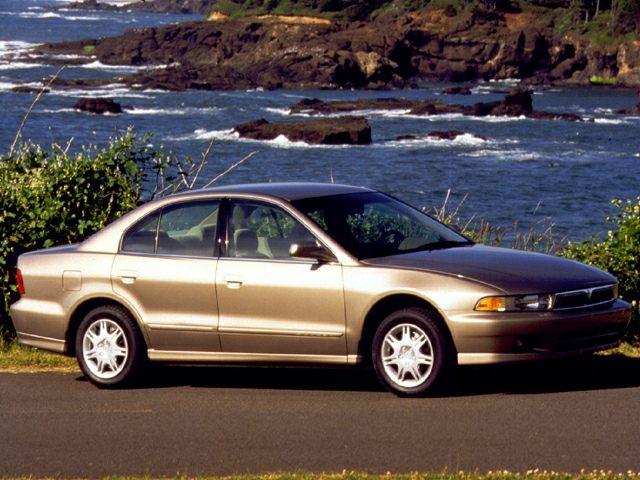 1999 Mitsubishi Galant Exterior Photo
