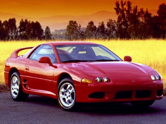 1999Mitsubishi3000 GT