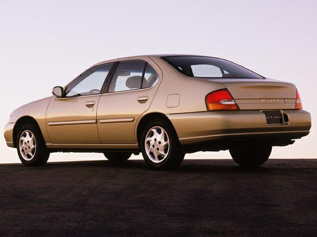 1999 Nissan Altima Information