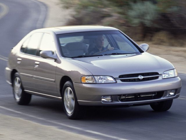 1999 Nissan Altima Exterior Photo