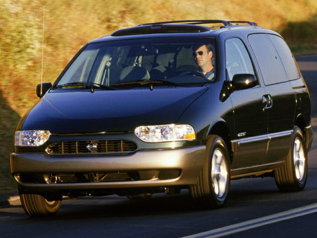 1999 Nissan Quest Exterior Photo