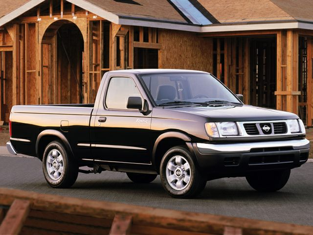 1999 Nissan Frontier Exterior Photo