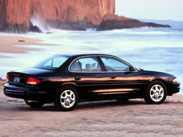 1999 Oldsmobile Intrigue Exterior Photo