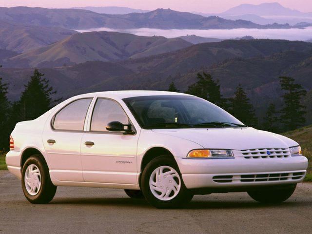 1999 Plymouth Breeze Exterior Photo