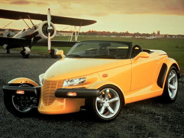 1999 Prowler