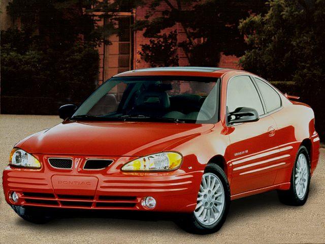 1999 Pontiac Grand Am Exterior Photo