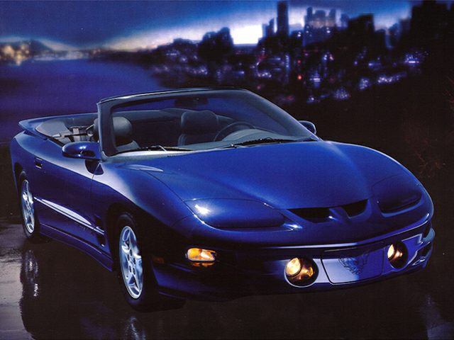 1999 Pontiac Firebird Exterior Photo