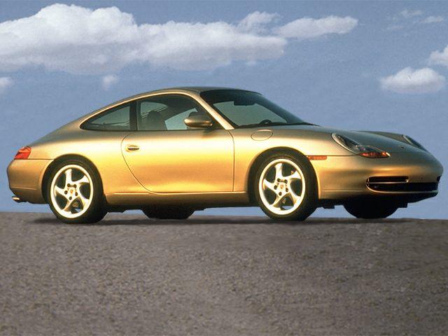 1999 Porsche 911 Exterior Photo