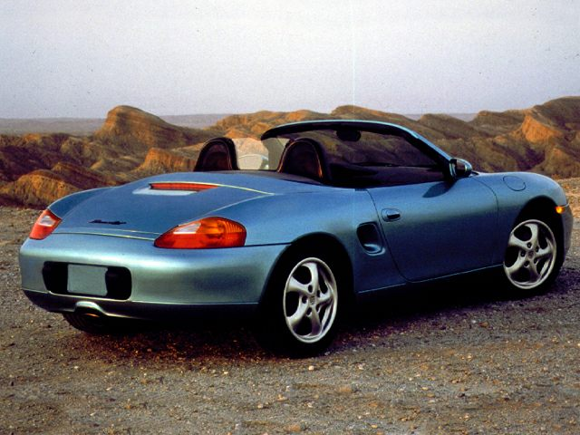 1999 Porsche Boxster Exterior Photo