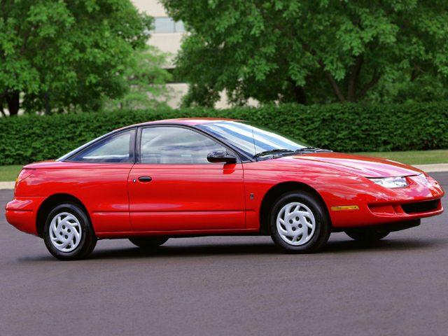 1999 Saturn SC1 Exterior Photo