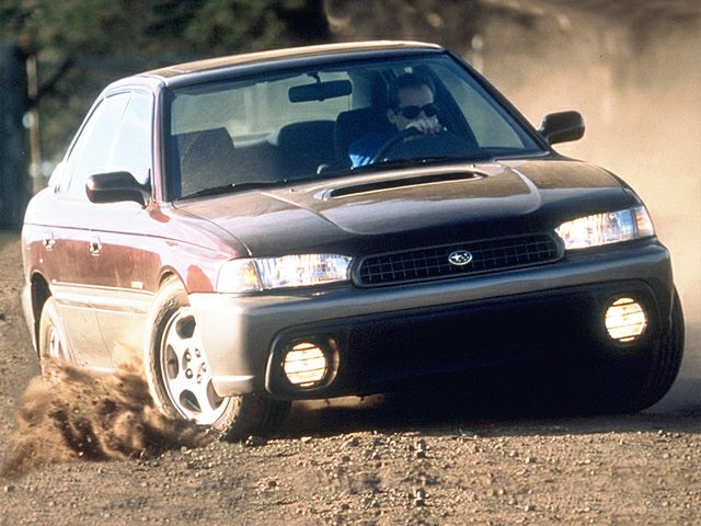 1999 Subaru Legacy Exterior Photo