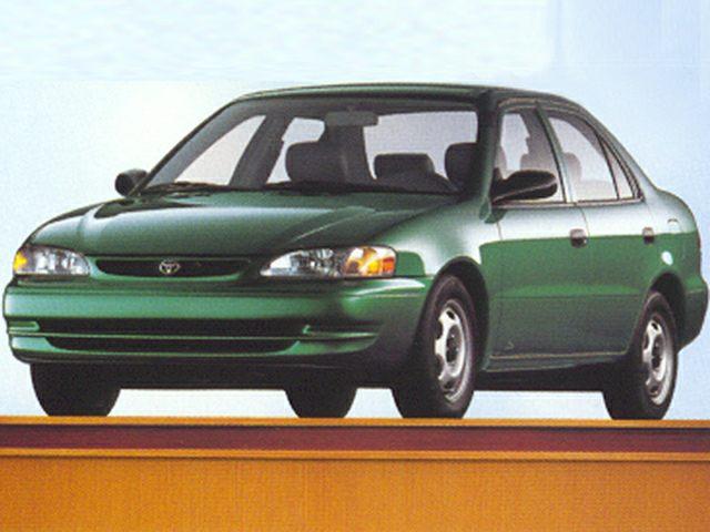 1999 Toyota Corolla Exterior Photo