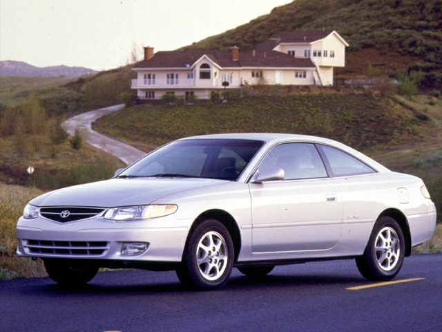 1999 Toyota Camry Solara Exterior Photo