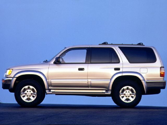 1999 toyota 4runner information. Black Bedroom Furniture Sets. Home Design Ideas