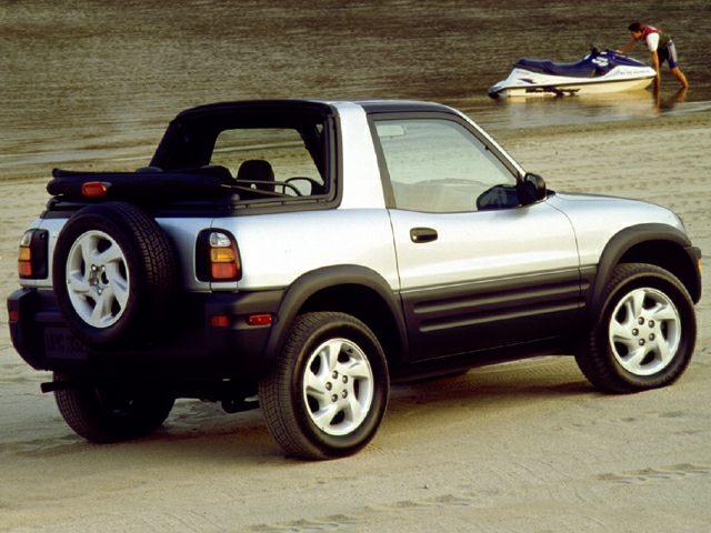 1999 Toyota RAV4 Exterior Photo