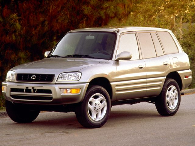 1999 Toyota RAV4 Exterior Photo