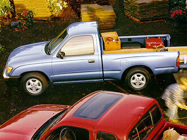 1999 Toyota Tacoma Exterior Photo