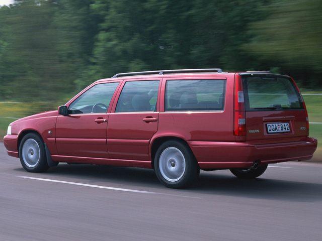 1999 Volvo V70 Exterior Photo