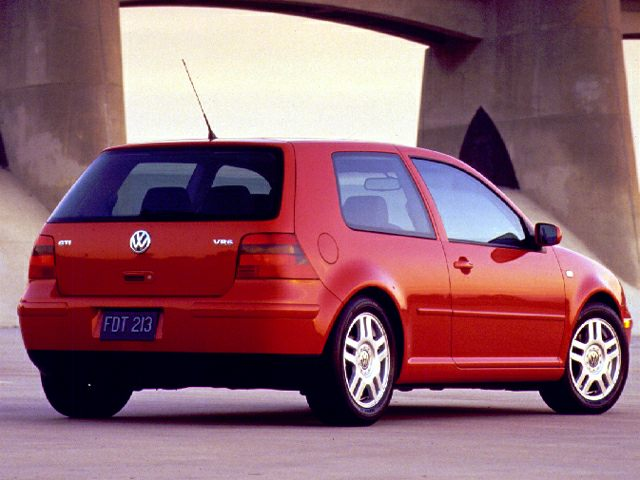 1999 Volkswagen GTI Exterior Photo