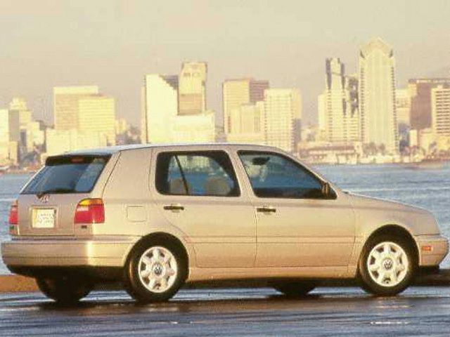 1999 Volkswagen Golf Exterior Photo