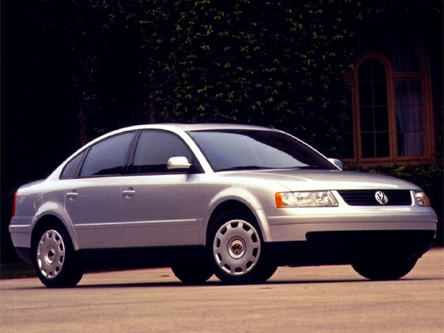 1999 Volkswagen Passat Exterior Photo