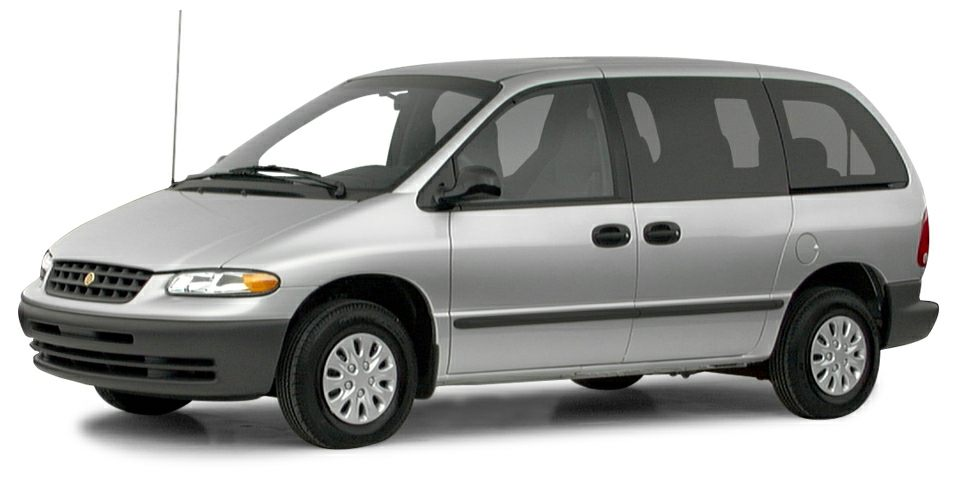 2000 Chrysler Voyager on first honda odyssey