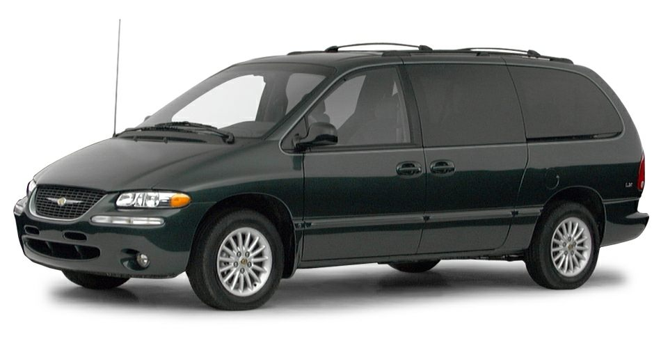2000 Chrysler Town & Country Exterior Photo