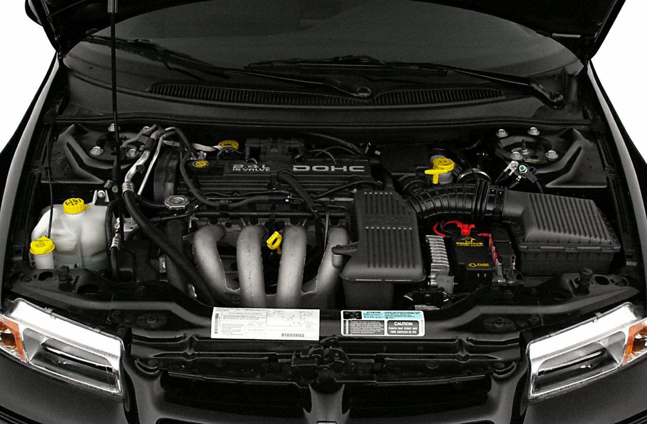 2000 Dodge Stratus Exterior Photo