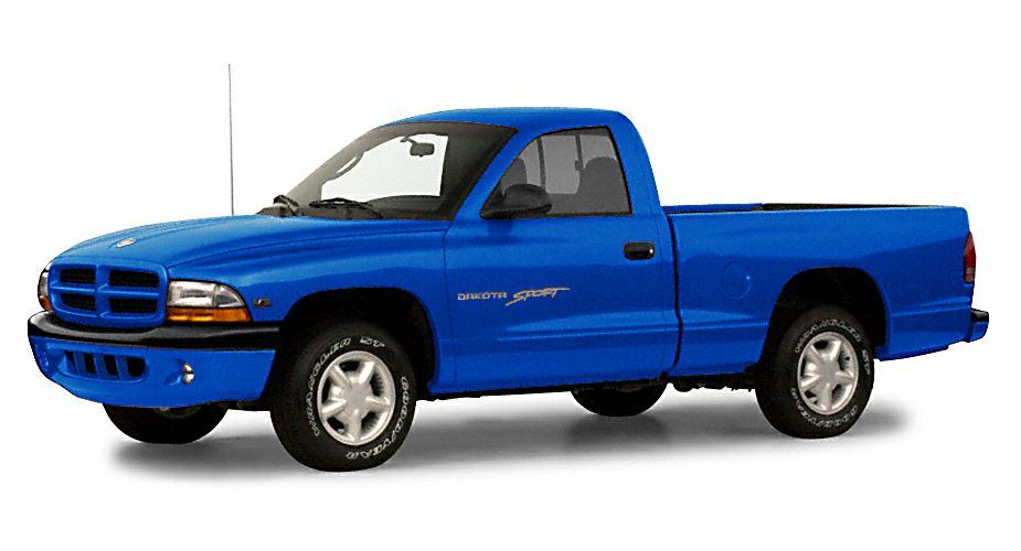 2000 Dodge Dakota Exterior Photo